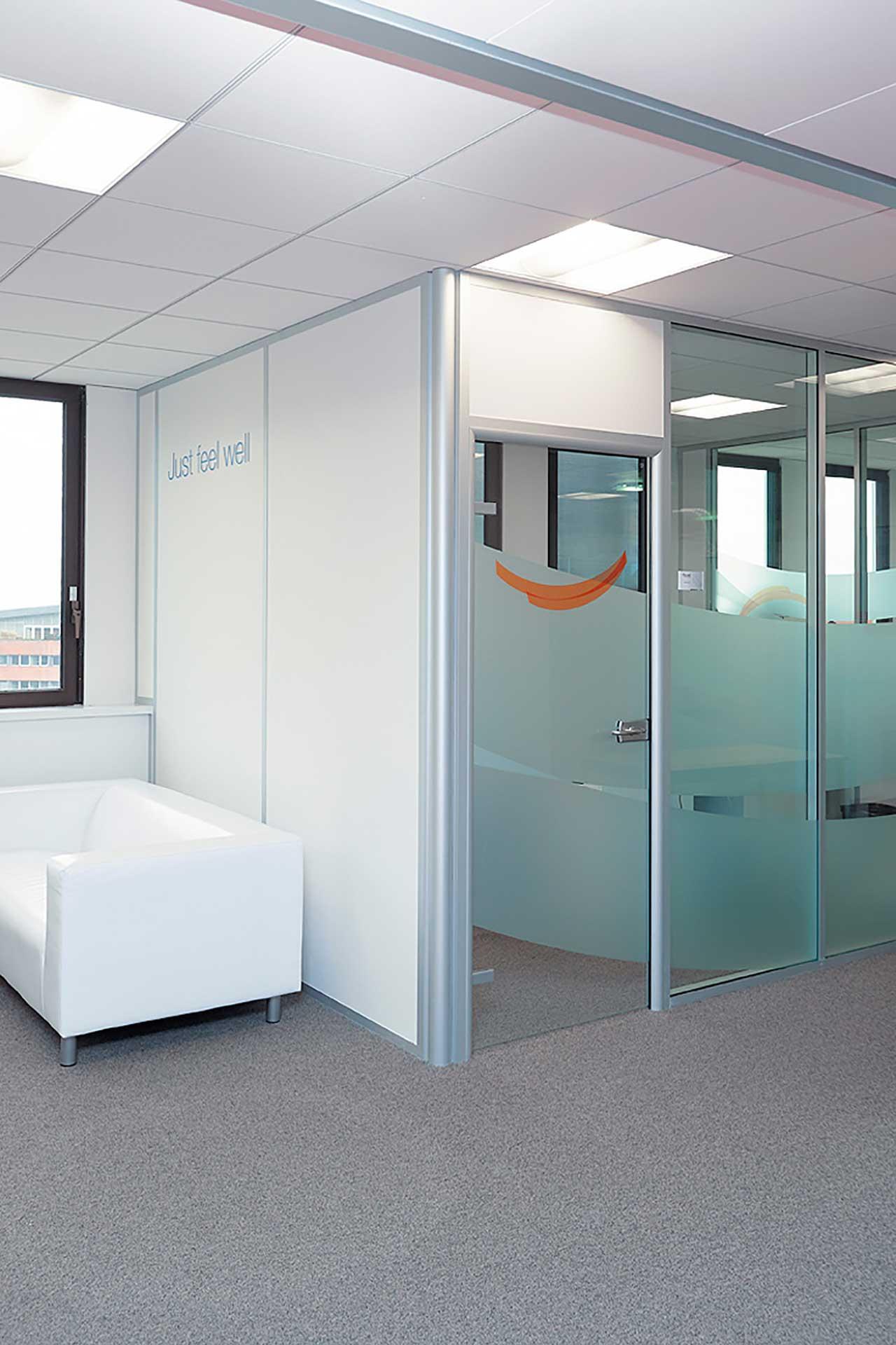 Cloisons amovibles blocs portes clarit simple vantail